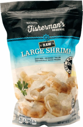 Roundy's® Fisherman's Reserve Large Shimp Perspective: front