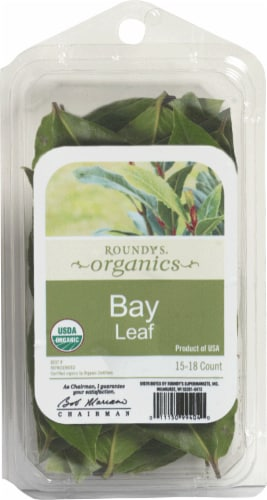Roundy's Organics Bay Leaf Perspective: front