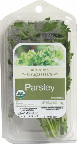 Roundy's Organics - Parsley Perspective: front
