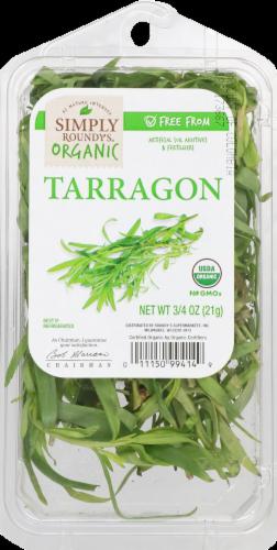 Roundy's Organics Tarragon Perspective: front