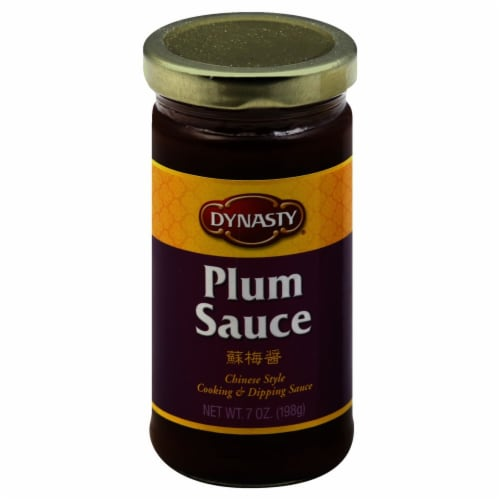 Dynasty Plum Sauce Perspective: front