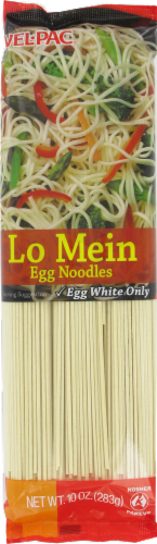 Wel-Pac Lo Mein Egg Noodles Perspective: front