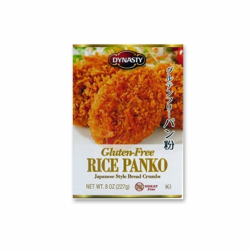 Dynasty Gluten-Free Rice Panko Perspective: front