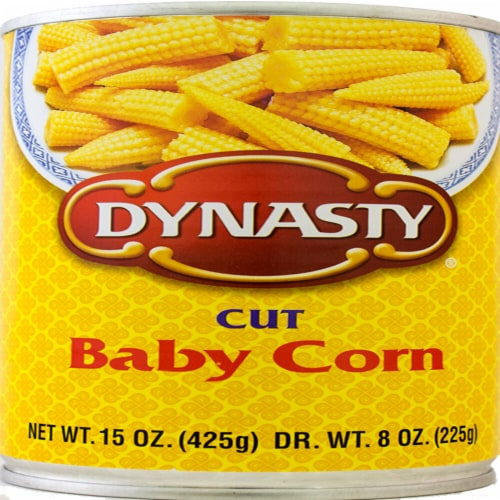 Dynasty Cut Baby Corn Perspective: front