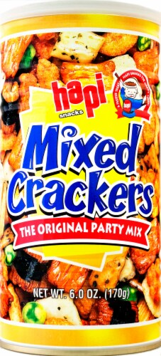 Hapi Mixed Crackers Perspective: front