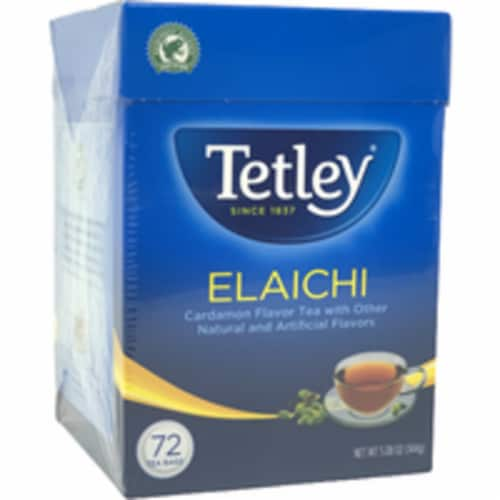 Tetly Elaichi Teabags Perspective: front