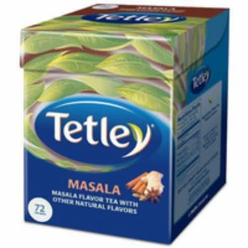 Tetley Masala Tea Perspective: front