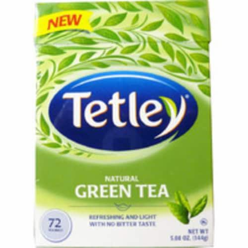 Tetley Green Tea - 72 Bags Perspective: front