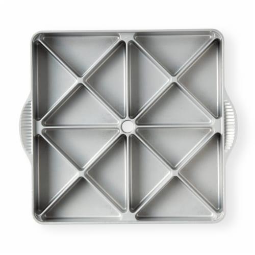Nordic Ware Cast Aluminum Mini-Scone Pan Perspective: front