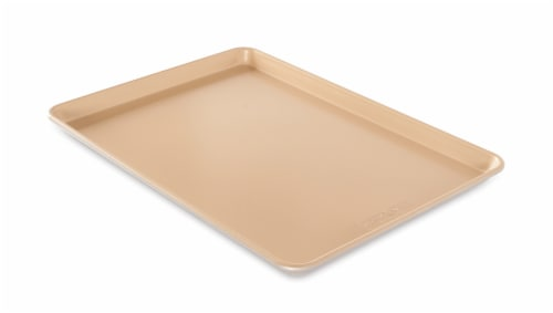 Nordic Ware Naturals Non-Stick Big Sheet Baking Sheet - Gold Perspective: front