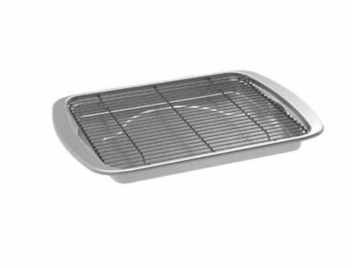 Nordic Ware Oven Crisp Baking Tray Perspective: front
