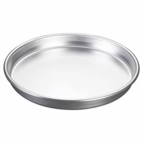 Nordic Ware Natural Aluminum Commercial Deep Dish Pizza Pan Perspective: front