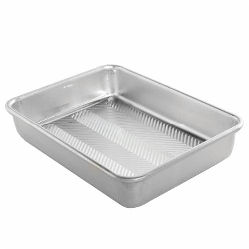 Nordic Ware Prism 9 x13  Rectangular Baking Pan Perspective: front