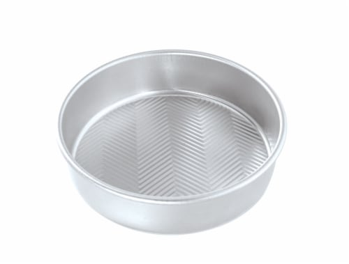 Nordic Ware Prism Round Cake Pan Perspective: front