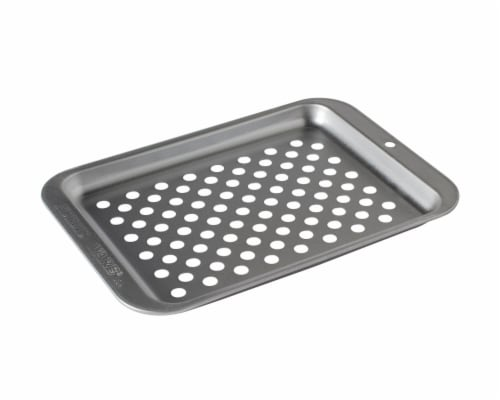 Nordic Ware Naturals Compact Ovenware Crisping Sheet Perspective: front