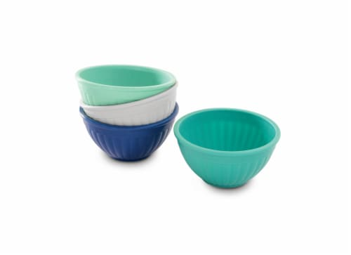 Nordic Ware Prep & Serve Mini Bowl Set 4 Pack Perspective: front