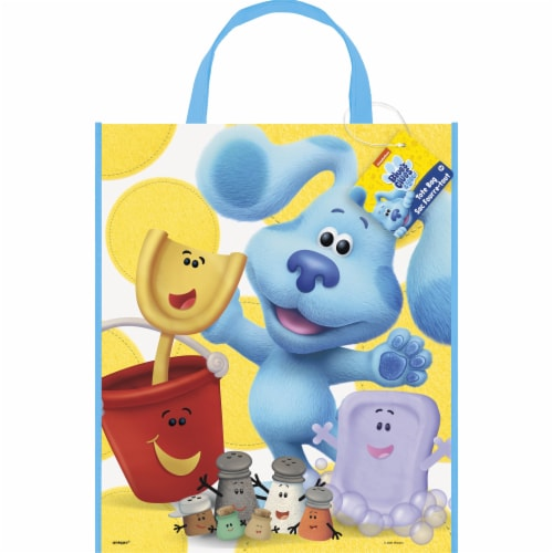 Blue's Clues Party Tote Bag Perspective: front