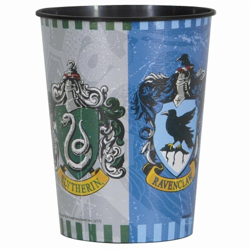 Harry Potter 16 oz Plastic Party Cup Perspective: front