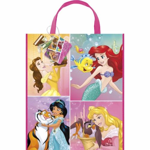 Disney Princess Dream Big Plastic Tote Bag - 1ct Perspective: front