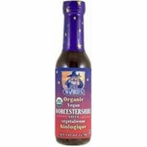 The Wizards Gluten Free Vegan Worcestershire Sauce Perspective: front