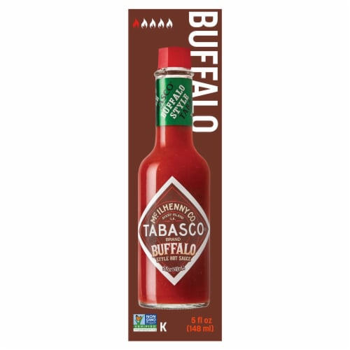 Tabasco Buffalo Style Hot Sauce Perspective: front