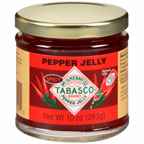 Tabasco Spicy Pepper Jelly Perspective: front