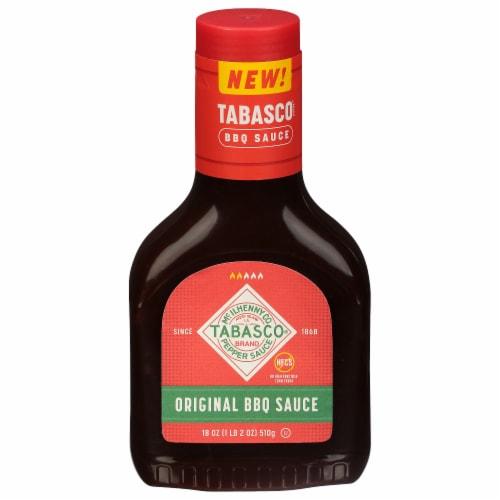 Tabasco Original BBQ Sauce Perspective: front