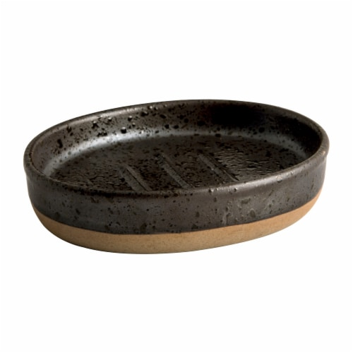 Allure Tuscano Soap Dish Perspective: front