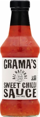 Grama's Sweet Chili Sauce Perspective: front