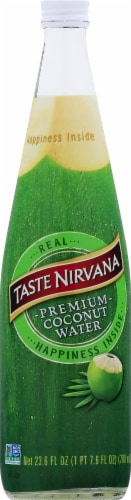 Kroger Taste Nirvana Real Coconut Water
