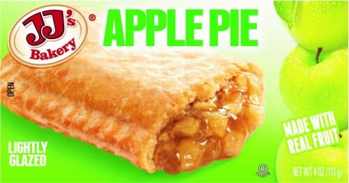 JJ's Bakery® Lightly Glazed Apple Pie Perspective: front