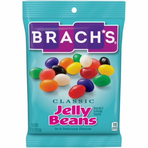 Brach's Jelly Beans Perspective: front