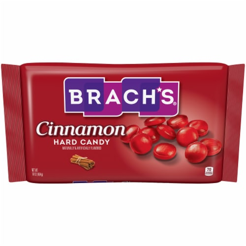 Brach's Cinnamon Hard Candy Perspective: front