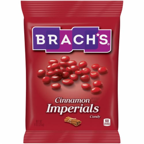 Brach's Cinnamon Imperials Candy Perspective: front