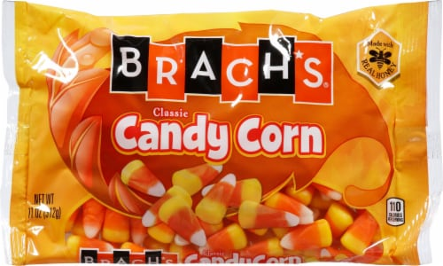 Brach's Classic Candy Corn Perspective: front