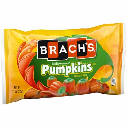 Brach's Mellowcreme Pumpkins Perspective: front