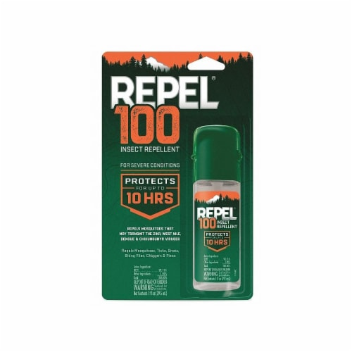 Repel® 100 Insect Repellent Pump Spray Perspective: front