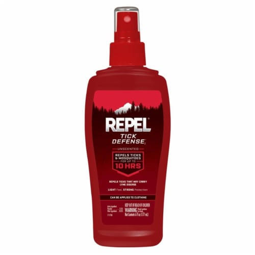 Repel Tick Defense Insect Repellent Liquid For Mosquitoes/Ticks 6 oz. - Case Of: 6; Perspective: front