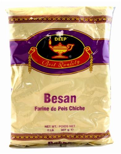 Deep Foods Besan Farine de Pois Chiche Flour Perspective: front