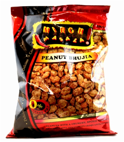Mirch Masala Peanut Bhujia Snack Mix Perspective: front
