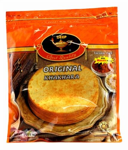 Deep Foods Original Khakhara Perspective: front