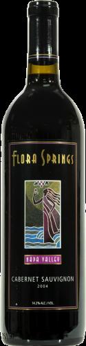 Flora Springs Cabernet Sauvignon Perspective: front