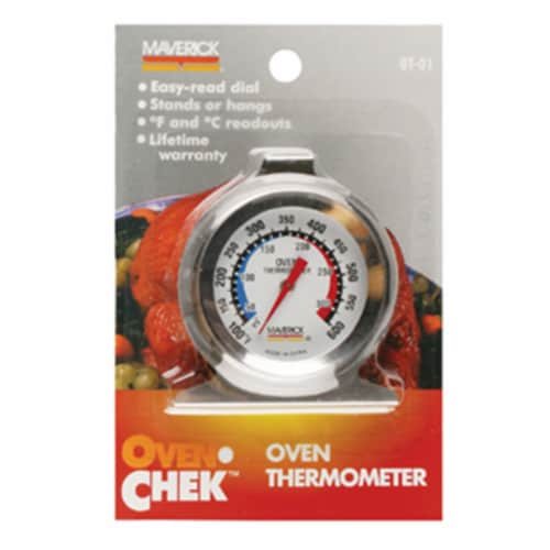 Maverick OT-01 Oven Check Oven Thermometer Perspective: front
