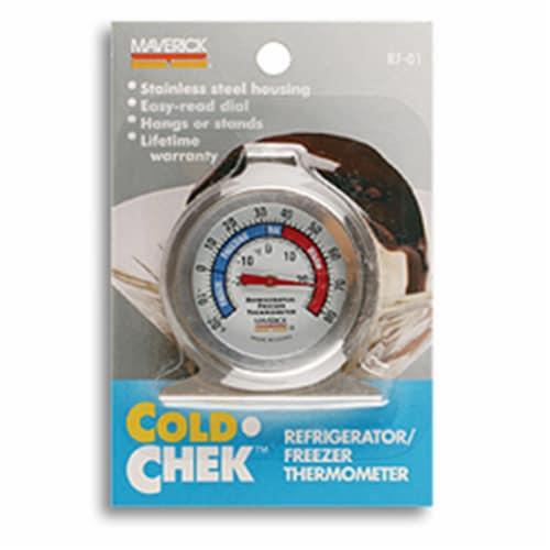Maverick RF-01 Refrigerator-Freezer Thermometer Perspective: front