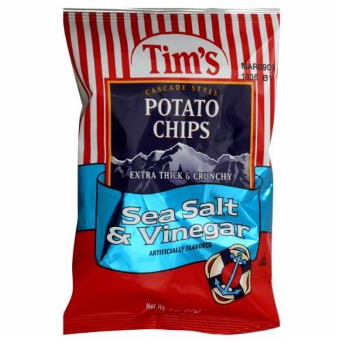 Tim's Sea Salt & Vinegar Perspective: front