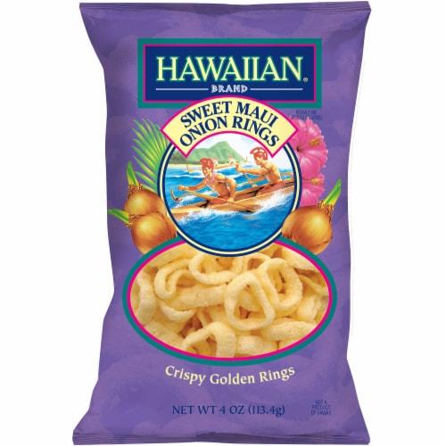 Hawaiian Sweet Maui Onion Rings Perspective: front