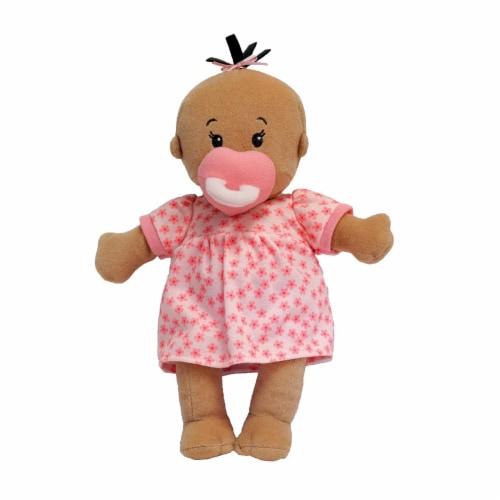 "Manhattan Toy Wee Baby Stella Beige 12"" Soft Baby Doll Perspective: front"