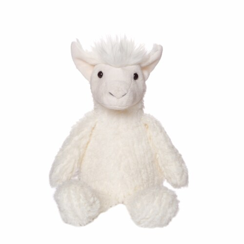 """Manhattan Toy Adorable Opal Llama Stuffed Animal, 9"""" Perspective: front"""