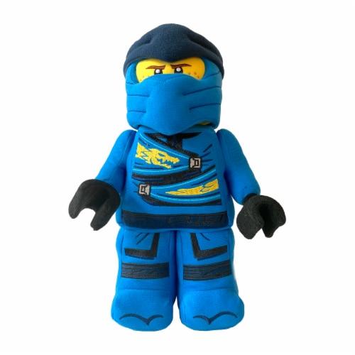"LEGO® NINJAGO® Jay Ninja Warrior 13"" Plush Character Perspective: front"