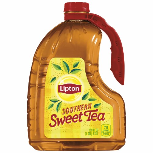 Lipton Southern Sweet Iced Tea Perspective: front